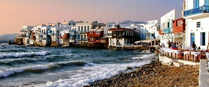 Top 5 des îles grecques pour faire la fête