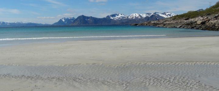 6 plages en Norvège où vous pourrez passer de bons moments de détente